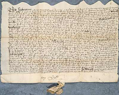 Introduction to Post Medieval Deeds